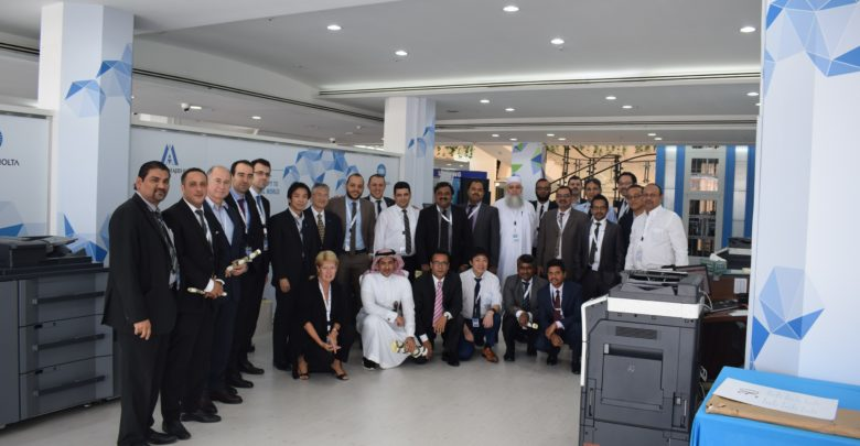 Konica Minolta Holds Distributors Workshop – ME Printer – The