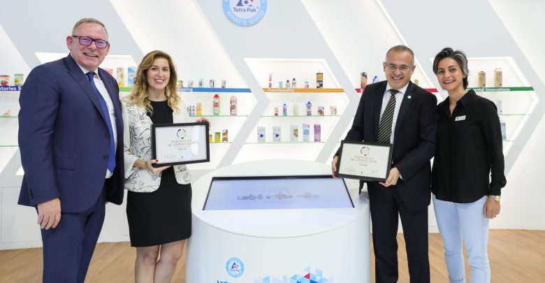 Tetra Pak Grabs the Best Exhibition Stand Award at Gulfood
