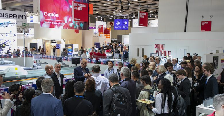 Canon Fuels Growth for Signage and Graphics Specialists at FESPA