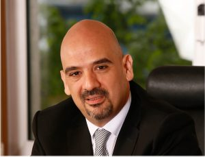 Mehmet Sezer- General manager of Saudi Xerox