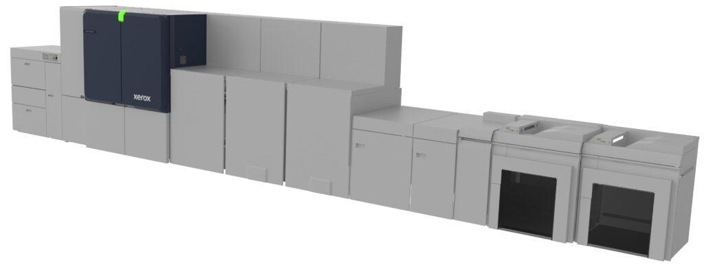 Xerox® Baltoro™ HF Inkjet Press with Color Accelerator
