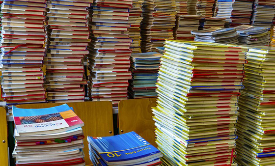 Palestine- School Books