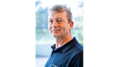 Wim Brunsting as Sales Director for EMEA