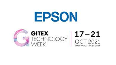 Epson in GITEX 2021