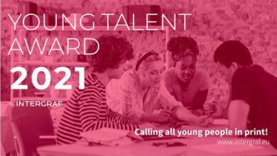 Intergraf Young Talent Award