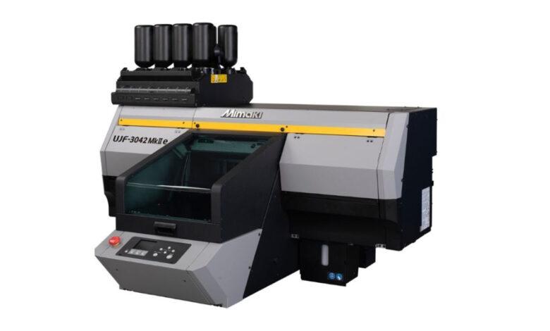 Mimaki Direct-to-Object Inkjet Printer