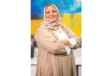 Sozan Abdullah Akeel-ur and founder of Net-A-Print in the Riyadh Digital City champions digital technology