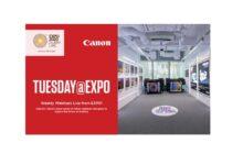 Canon@Tuesday