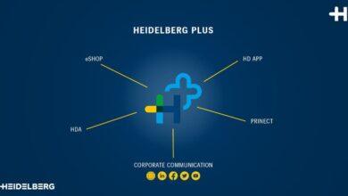 Heidelberg Prinect App