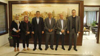 Jordan and Amman Chambers of Industry